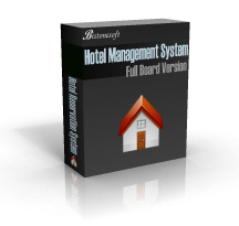 Bistone Hotel Management System - Full Board Version