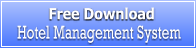 Free Hotel Management System Download
