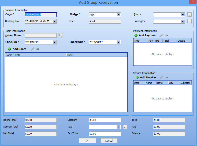 manual reservation system This user manual is the how-to guide for guests  the room reservation system is composed of different modules  room reservation system documentation.